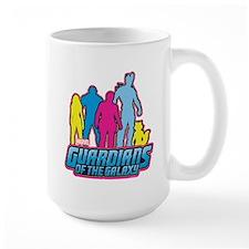 Guardians 80s Mug