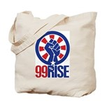 99rise Tote Bag