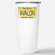 Avalon NJ Tag Giftware Travel Mug