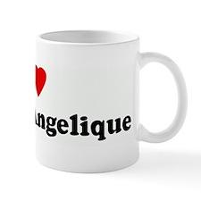 I Love NY$E & Angelique Mug