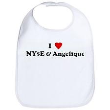 I Love NY$E & Angelique Bib