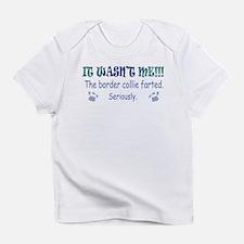 Cute English bulldog baby Infant T-Shirt