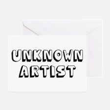 Unknown Artist Greeting Card