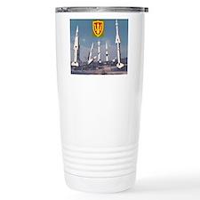 Unique Europe Travel Mug