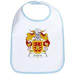 Galicia Family Crest Bib