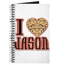 I Love Jason Journal