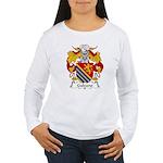 Galeano Family Crest Women's Long Sleeve T-Shirt