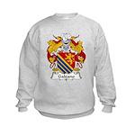 Galeano Family Crest Kids Sweatshirt