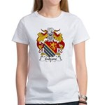 Galeano Family Crest Women's T-Shirt
