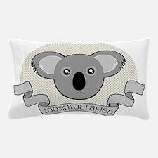 100% Koalafied Pillow Case