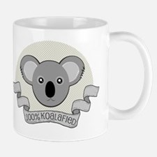 100% Koalafied Mugs