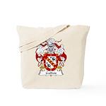 Galdos Family Crest Tote Bag