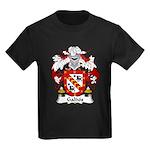 Galdos Family Crest Kids Dark T-Shirt