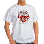 Galdos Family Crest Light T-Shirt