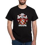 Galdos Family Crest Dark T-Shirt