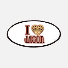 I Love Jason Patch