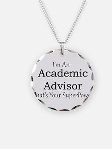Academic Advisor Necklace