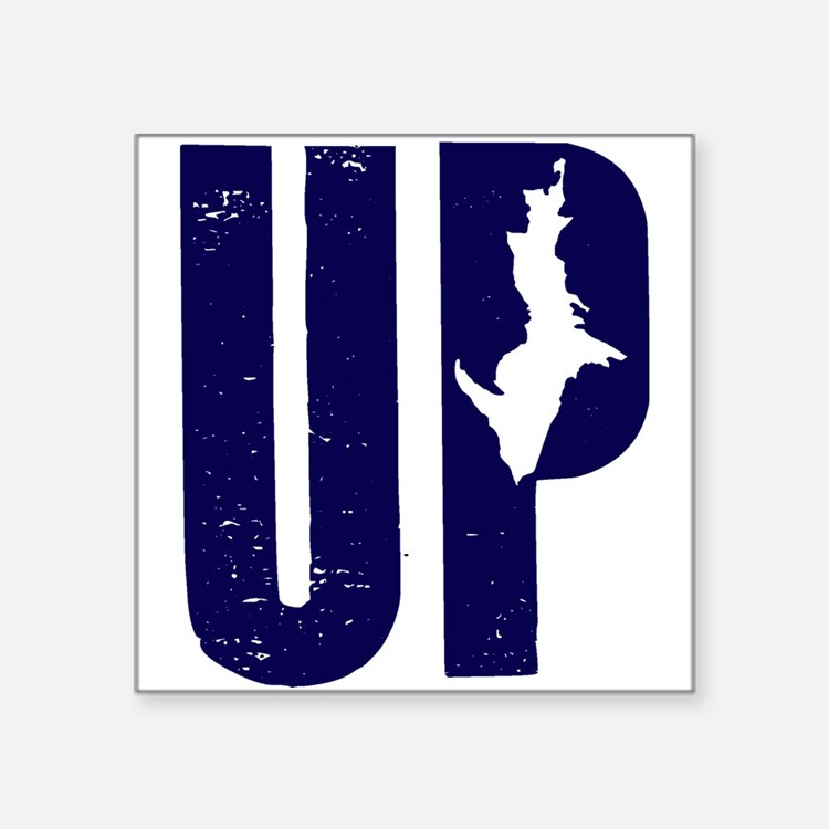 UP Michigan Sticker