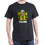 Galarza Family Crest Dark T-Shirt