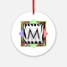 Unique Marcus Round Ornament