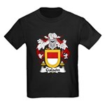 Galaon Family Crest Kids Dark T-Shirt