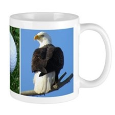 Golf Eagle Mugs