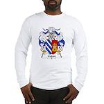 Galan Family Crest Long Sleeve T-Shirt