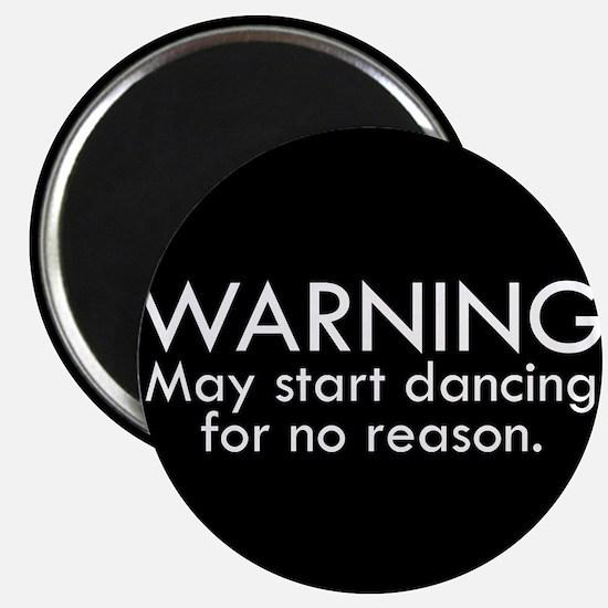 Cute Dance Magnet