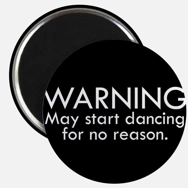 Cute Dance Magnet