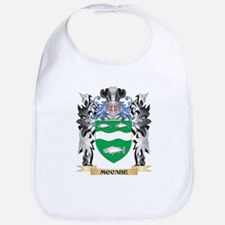 Mccabe Coat of Arms - Family Crest Bib