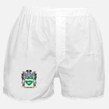 Mccabe Coat of Arms - Family Crest Boxer Shorts