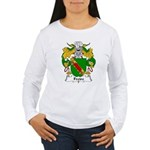 Freire Family Crest Women's Long Sleeve T-Shirt