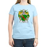 Freire Family Crest Women's Light T-Shirt