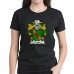 Freire Family Crest Women's Dark T-Shirt