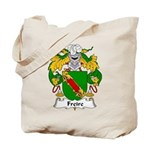 Freire Family Crest Tote Bag