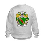 Freire Family Crest Kids Sweatshirt