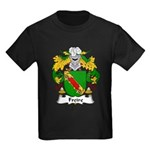Freire Family Crest Kids Dark T-Shirt
