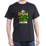 Freire Family Crest Dark T-Shirt