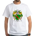 Freire Family Crest White T-Shirt