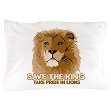 Lion Save the King Pillow Case