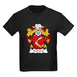 Fortuno Family Crest Kids Dark T-Shirt