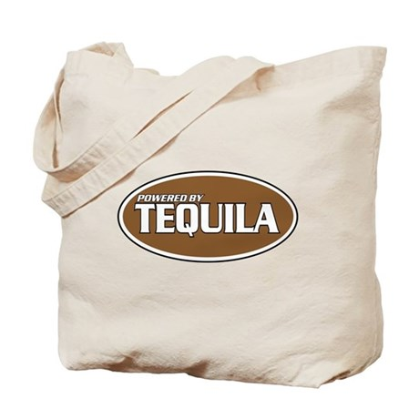 Powered By Tequila Tote Bag