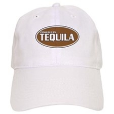 Powered By Tequila Baseball Cap