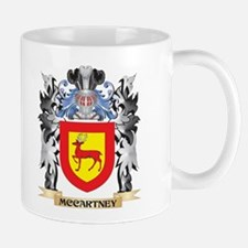 Mccartney Coat of Arms - Family Crest Mugs