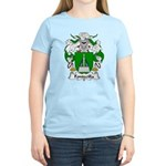 Fontecilla Family Crest Women's Light T-Shirt