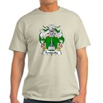 Fontecilla Family Crest Light T-Shirt