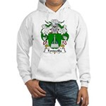 Fontecilla Family Crest Hooded Sweatshirt
