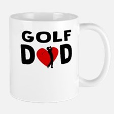 Golf Dad Mugs