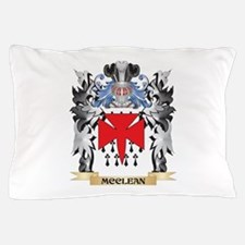 Mcclean Coat of Arms - Family Crest Pillow Case