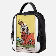 """""""Strength"""" Neoprene Lunch Bag"""